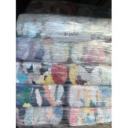 Рециклирани хавлиени кърпи (парцали)